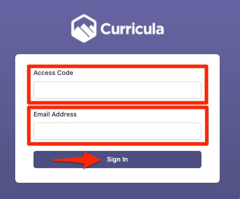 Access Code Authentication 2